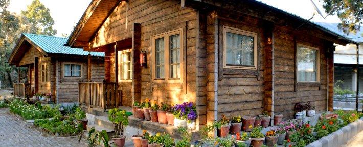 Nouveau cottage au camping la Bastiane